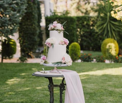 Κτήμα γάμου Αργιθέα τούρτα γάμου